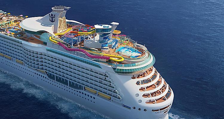Las suites de cruceros más lujosas del mundo